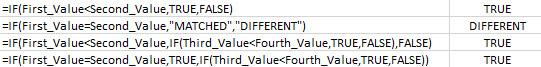 Excel Condition 07