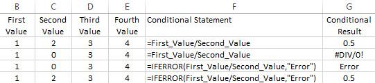 Excel Condition 11
