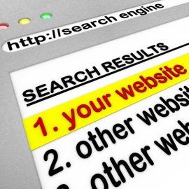 Why your website needs search engine friendly optimisation (SEFO)