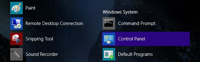 Windows Backup Step 01