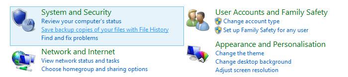 Windows Backup Step 02