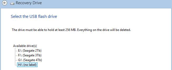 Windows Backup Step 07