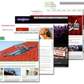 Latest news and website work from My Web Minder