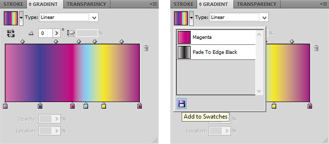 Illustrator Gradient 03