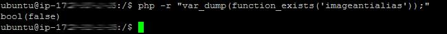 Ubuntu LAMP 31