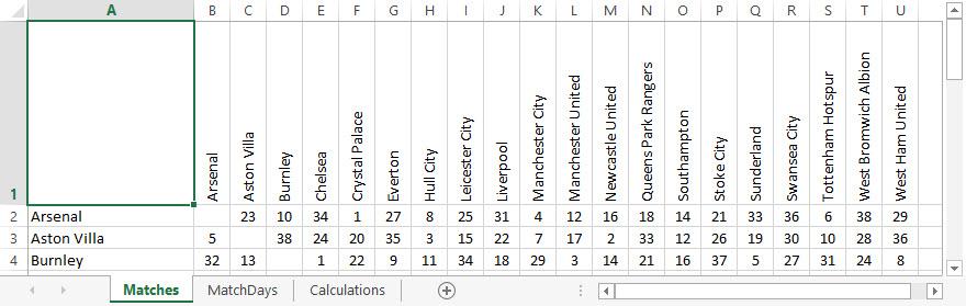 Excel Lookup 02