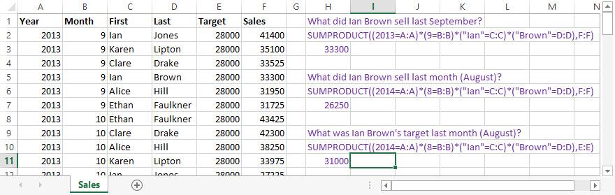 Excel Lookup 08