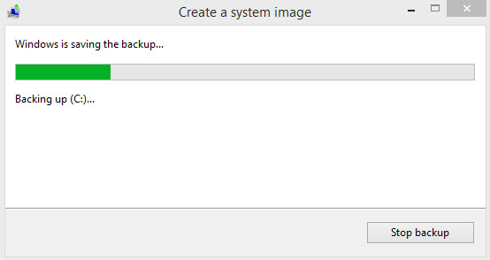 Windows Backup Step 05