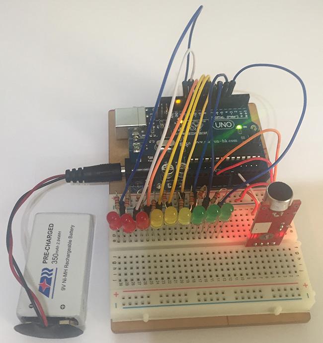 Arduino Sound Sensor - No Sound