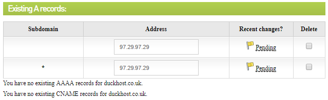 Switching Hostname 01