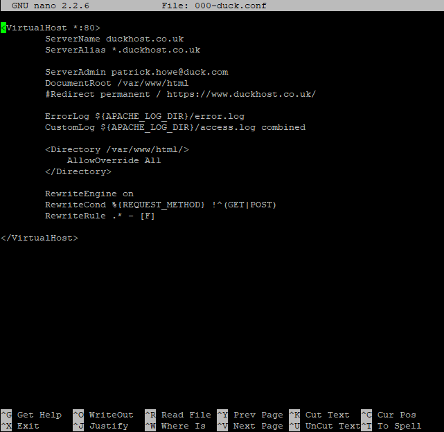 Switching Hostname 05