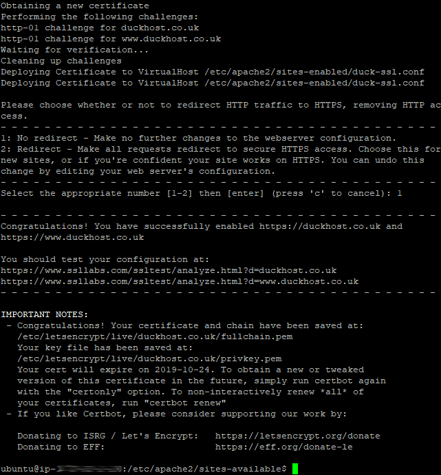 Switching Hostname 10