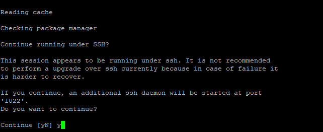 Ubuntu 14.04 to 16.04 LTS - 02