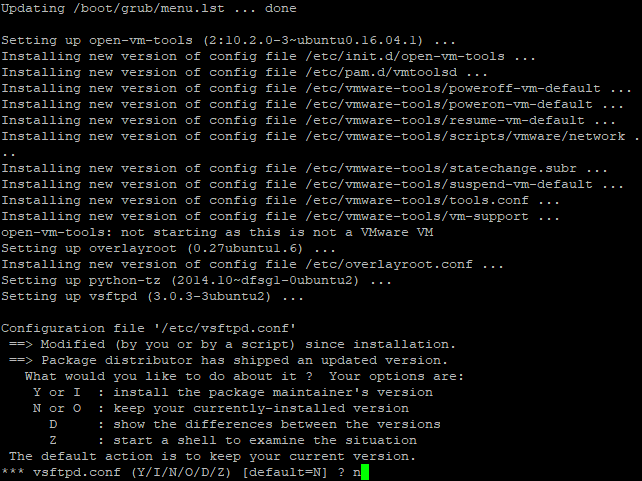 Ubuntu 14.04 to 16.04 LTS - 11