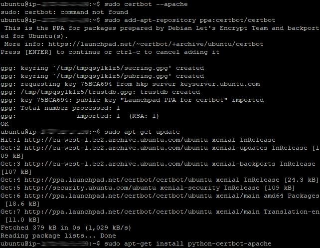 Ubuntu 14.04 to 16.04 LTS - 16