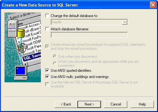 Visio Database Generate Wizard 2 - New 5